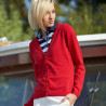 Cardigan Ladies' V-Neck