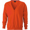 Cardigan Men's V-Neck